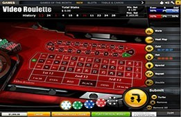Roulette screenshot