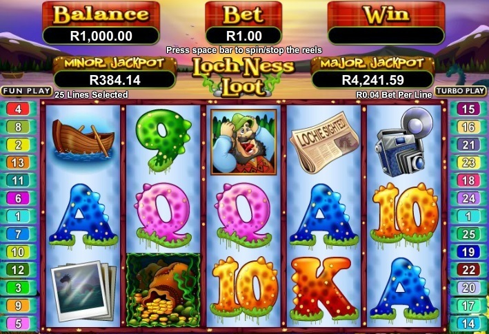Free slots south africa