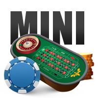 Playing Mini Roulette SA